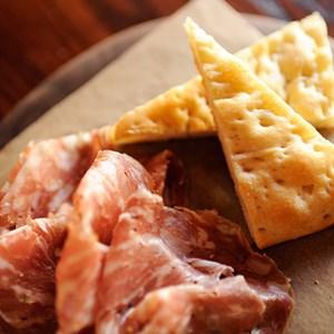 7 of 10: Tutto Italia Ristorante - Salame and Parmesan, Tutto Gusto