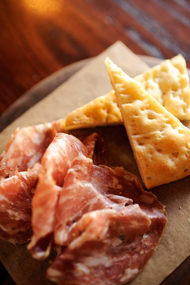 Tutto Italia Ristorante - Salame and Parmesan, Tutto Gusto