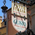 Tutto Italia Ristorante - Tutto Italia and Tutto Gusto Wine Cellar signage