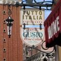 Tutto Italia Ristorante - Tutto Italia and Tutto Gusto Wine Cellar signage