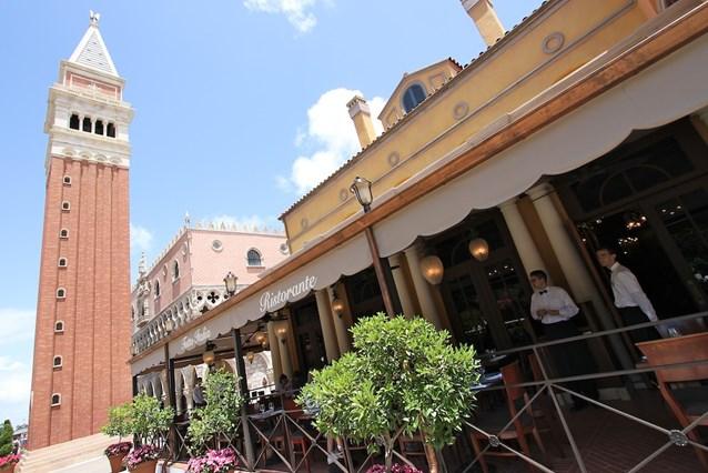 Tutto Italia Ristorante - Tutto Italia outdoor seating area