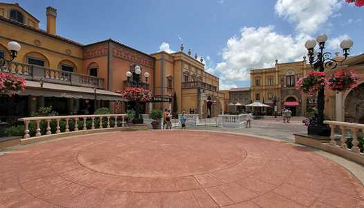 New 3 course prix-fixe lunch at Epcot's Tutto Italia Ristorante