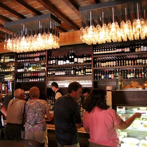 11 of 16: Tutto Italia Ristorante - The wine bar at Tutto Gusto