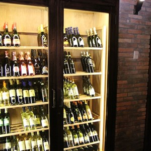 14 of 16: Tutto Italia Ristorante - Some of Tutto Gusto's wines