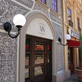 Via Napoli - Exterior details