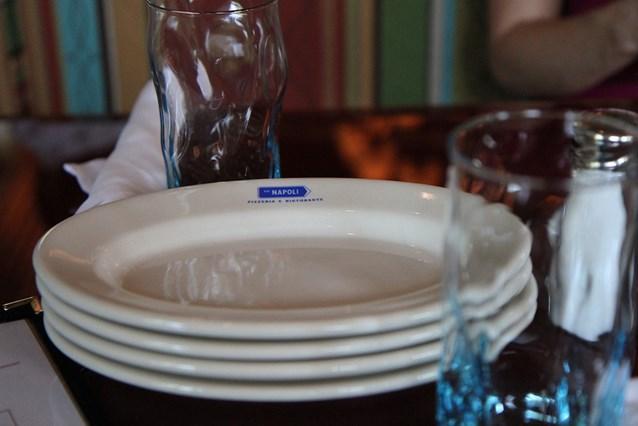 Via Napoli - Via Napoli plates