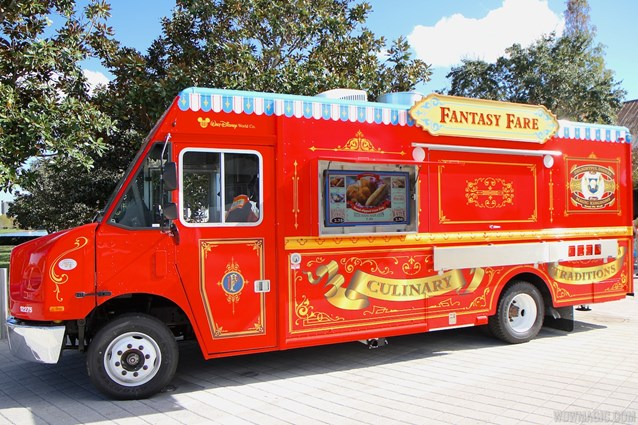 West Side Food Trucks - Fantasy Fare Food Truck