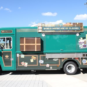 7 of 12: West Side Food Trucks at Exposition Park - World Showcase of Flavors food truck