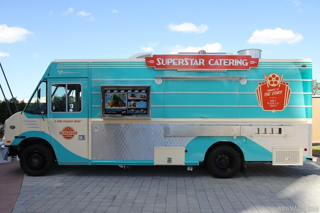 West Side Food Trucks - Superstar Catering food truck