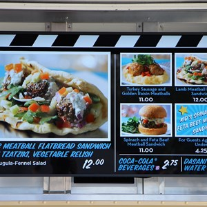 10 of 12: West Side Food Trucks - Superstar Catering food truck menu