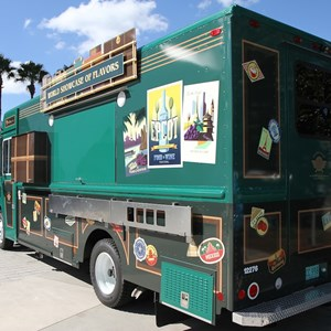 11 of 12: West Side Food Trucks at Exposition Park - Downtown Disney West Side food trucks