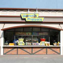 Wetzel's Pretzels and Haagen-Dazs kiosks open