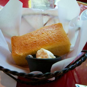 1 of 5: Whispering Canyon Cafe - Whispering Canyon Cafe - Corn Bread