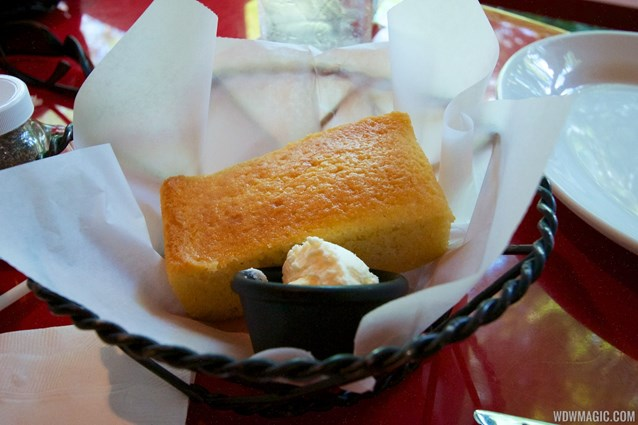 Whispering Canyon Cafe - Whispering Canyon Cafe - Corn Bread