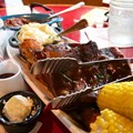 Whispering Canyon Cafe - Whispering Canyon Cafe - All-You-Care-To-Enjoy Family Platter