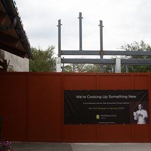 1 of 3: Wolfgang Puck Express - Marketplace - Wolfgang Puck Express Marketplace location closed for refurbishment