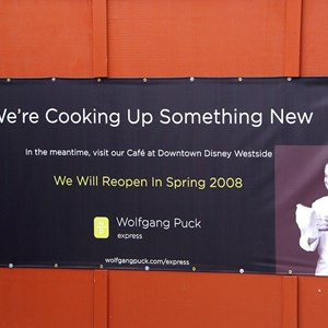 3 of 3: Wolfgang Puck Express - Marketplace - Wolfgang Puck Express Marketplace location closed for refurbishment