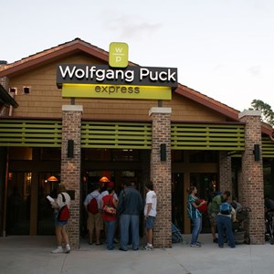 1 of 5: Wolfgang Puck Express - Marketplace - Newly refurbished Wolfgang Puck Express opens