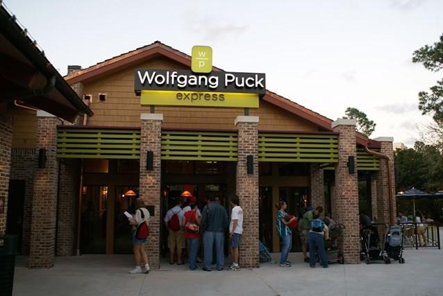 Wolfgang Puck Express - Marketplace