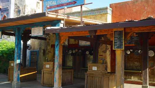 Yak and Yeti Local Foods now offers breakfast at Disney's Animal Kingdom