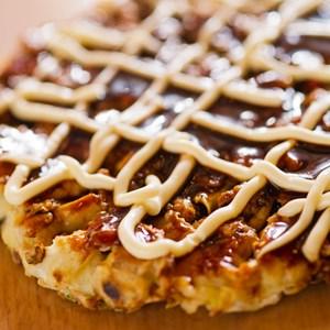 8 of 10: Katsura Grill - Okonomiyaki, a traditional Japanese pancake