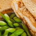 Katsura Grill - Crispy, panko-breaded chicken sandwich