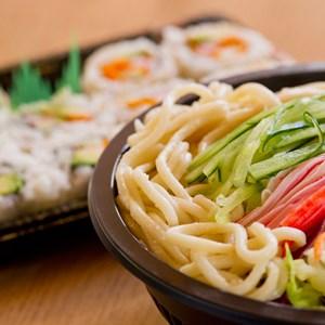 10 of 10: Katsura Grill - Cold ramen noodle dish