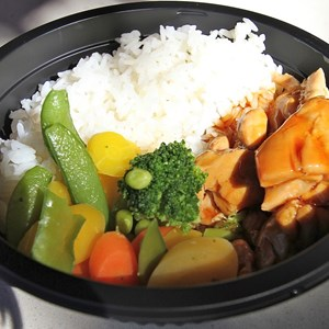 13 of 19: Katsura Grill - Teriyaki Chicken