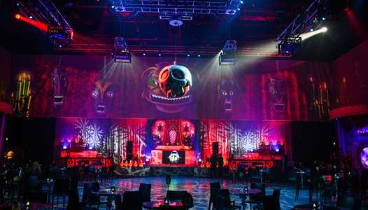 Club Villain at Disney's Hollywood Studios extended beyond Halloween