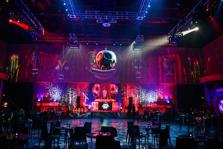 Club Villain at Disney's Hollywood Studios extended beyond Halloween