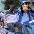ESPN The Weekend - NBA Legends Motorcade - Alonzo Mourning
