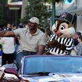 ESPN The Weekend - NBA Legends Motorcade - Karl Malone