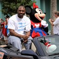 ESPN The Weekend - NFL Motorcade - Brandon Jacobs