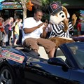 ESPN The Weekend - NFL Motorcade - Roddy White