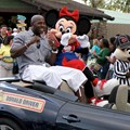 ESPN The Weekend - Green Bay Packers Motorcade - Donald Driver