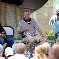 ESPN The Weekend - NFL interviews - Herm Edwards, Ron Jaworski, Mike Singletary