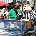 ESPN The Weekend - NFL Motorcade - Bart Scott