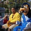 ESPN The Weekend - LaMarr Woodley at the 2009 ESPN Weekend motorcade