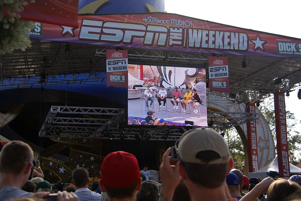 2009 ESPN The Weekend