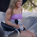 ESPN The Weekend - Olympic Gold medalist Shawn Johnson at the 2009 ESPN The Weekend