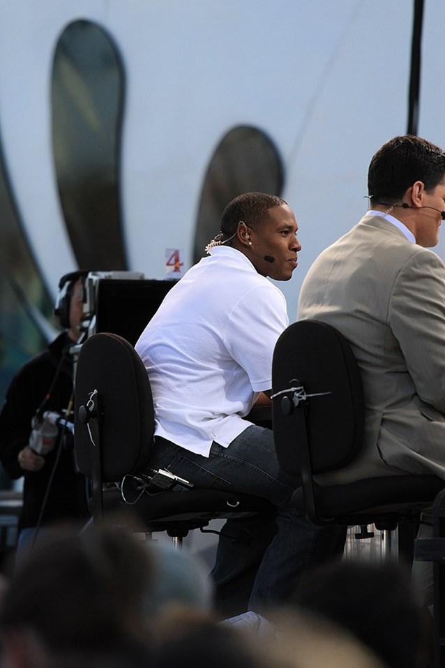 ESPN The Weekend - Maurice Jones-Drew