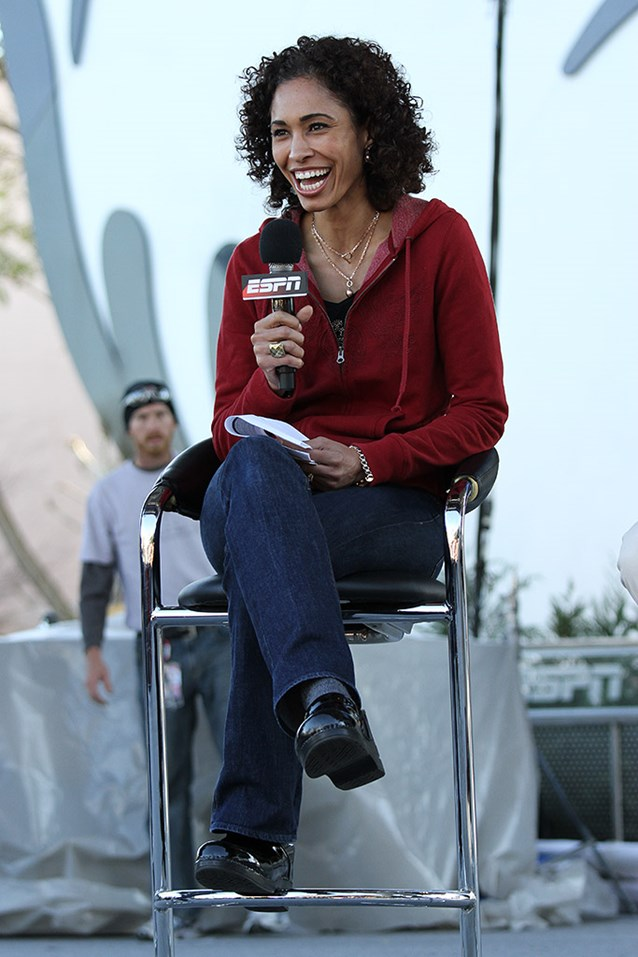ESPN The Weekend - Sage Steele