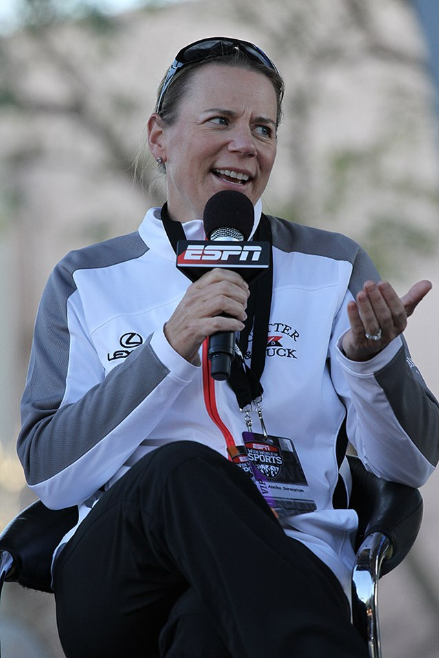 ESPN The Weekend - Annika Sorenstam