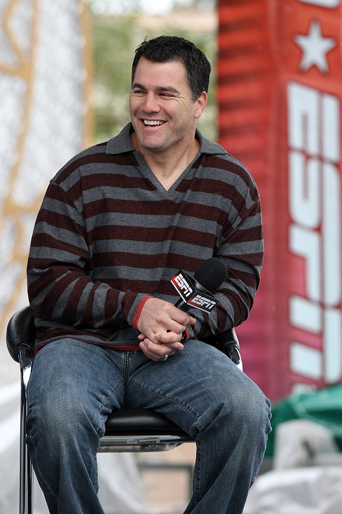 2010 ESPN The Weekend - NFL players