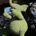 International Flower and Garden Festival - Topiary near Mouse Gear