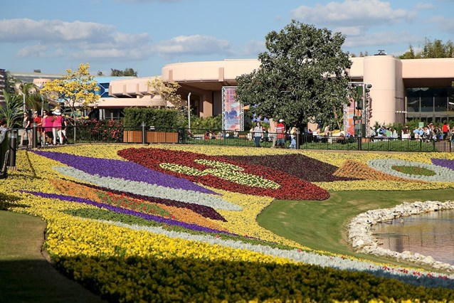 Epcot International Flower and Garden Festival