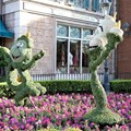 Epcot International Flower and Garden Festival - Lumiere in France