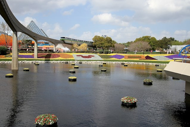 Epcot International Flower and Garden Festival - Future World West