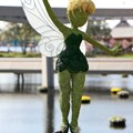 Epcot International Flower and Garden Festival - Tinker Bell fairy topiary