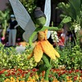 Epcot International Flower and Garden Festival - Iridessa Fairy topiary